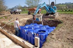 installation cuve recupération eau de pluie aix-en-provence